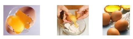 Использование консервированных яиц