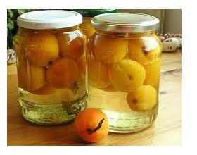 Маринованные абрикосы