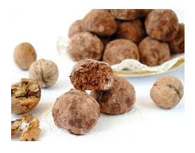 Ореховые трюфели