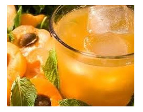 Персиковый компот
