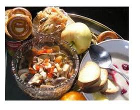 Соление овощей и орехов
