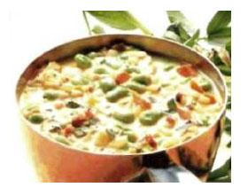 Суп из бобов