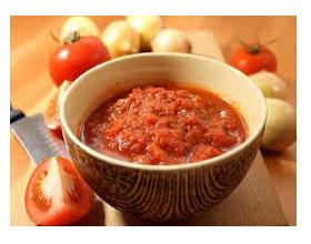 Томатно-мясной соус